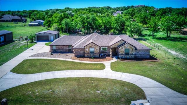 122 Santa Clara Drive, Weatherford, TX 76085 (MLS #14068616) :: RE/MAX Town & Country