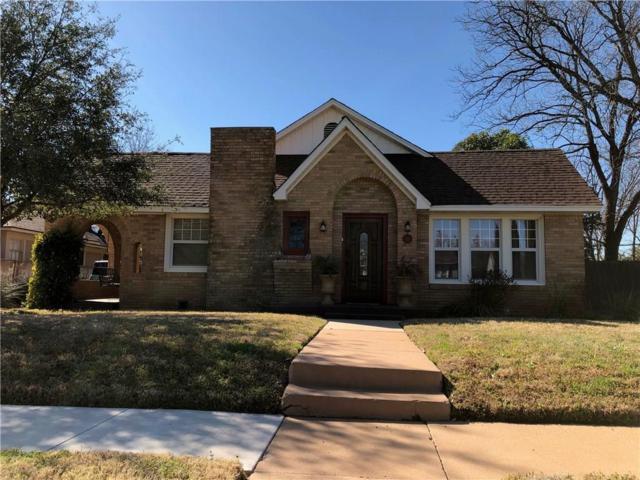 1318 Amarillo Street, Abilene, TX 79602 (MLS #14068618) :: The Mitchell Group
