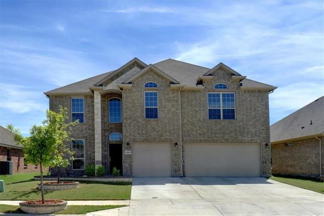 5305 Rye Drive, Fort Worth, TX 76179 (MLS #14068633) :: RE/MAX Town & Country