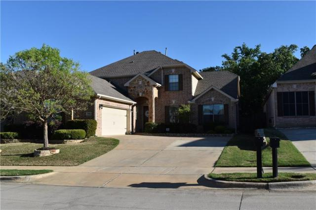 7704 Hinkley Oak Drive, Denton, TX 76208 (MLS #14068699) :: RE/MAX Town & Country