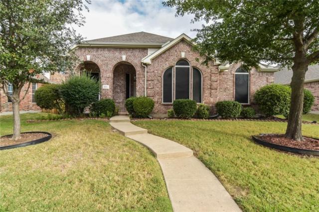 2954 La Vista Lane, Frisco, TX 75033 (MLS #14068700) :: Roberts Real Estate Group