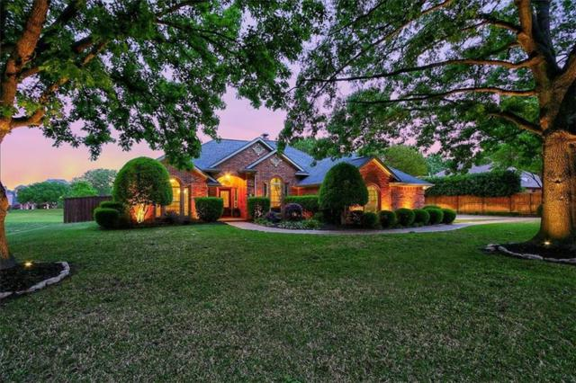 5409 Coventry Court, Colleyville, TX 76034 (MLS #14068812) :: Team Hodnett