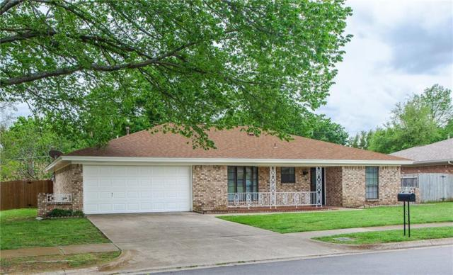 321 Cannon Drive, Hurst, TX 76054 (MLS #14068823) :: The Chad Smith Team
