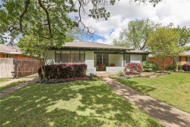 6923 Inverness Lane, Dallas, TX 75214 (MLS #14068830) :: Robbins Real Estate Group