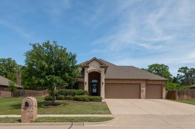 2121 Caroline Drive, Weatherford, TX 76087 (MLS #14068850) :: RE/MAX Town & Country