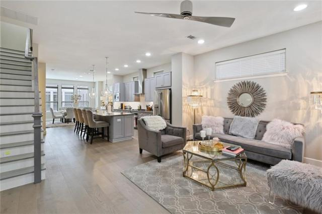 4228 Boyer Place, Dallas, TX 75219 (MLS #14068976) :: The Hornburg Real Estate Group