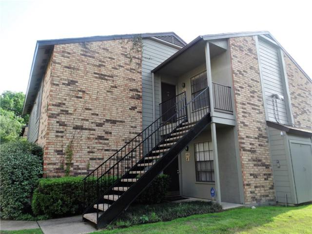 5335 Bent Tree Forest Drive #240, Dallas, TX 75248 (MLS #14068981) :: The Mitchell Group