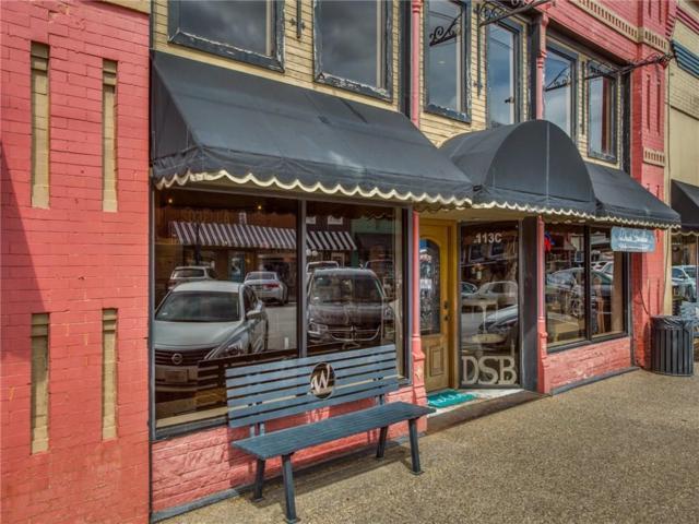 113 N Ballard Avenue, Wylie, TX 75098 (MLS #14068983) :: RE/MAX Town & Country