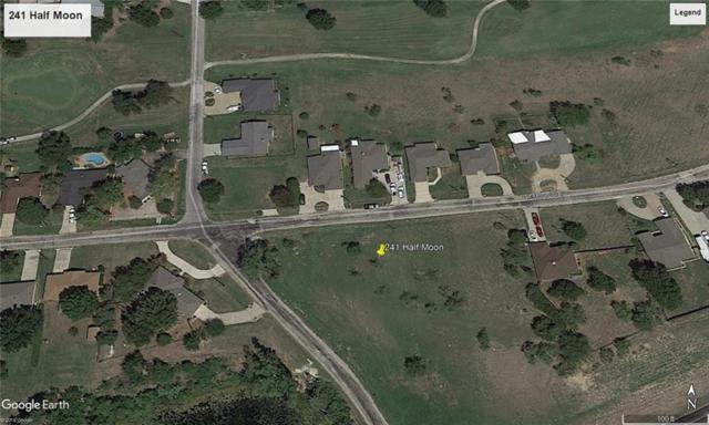 241 Half Moon Way, Runaway Bay, TX 76426 (MLS #14068994) :: Maegan Brest | Keller Williams Realty