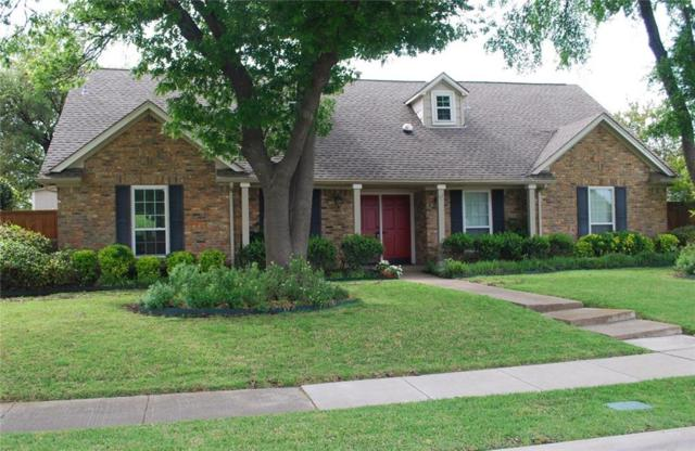 3316 Mission Ridge Road, Plano, TX 75023 (MLS #14069017) :: The Hornburg Real Estate Group