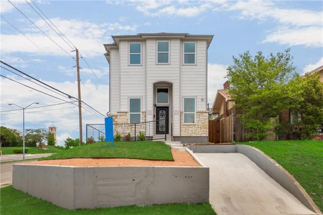 422 N Marlborough Avenue A, Dallas, TX 75208 (MLS #14069036) :: Van Poole Properties Group
