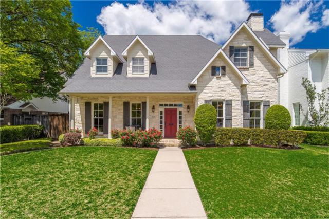 4128 Bryn Mawr Drive, University Park, TX 75225 (MLS #14069069) :: Robbins Real Estate Group
