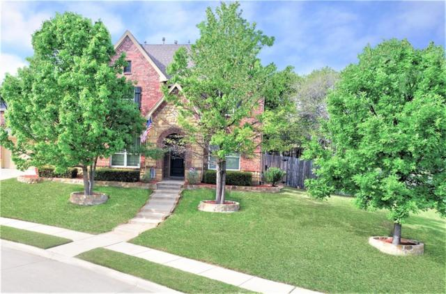 5241 Cornerwood Drive, Fort Worth, TX 76244 (MLS #14069074) :: The Daniel Team