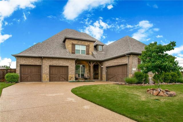 704 Mcgill Court, Mansfield, TX 76063 (MLS #14069077) :: The Hornburg Real Estate Group