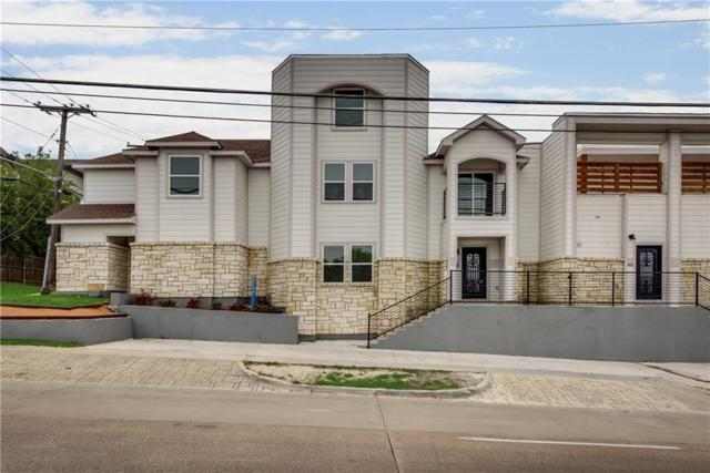424 N Marlborough Avenue B, Dallas, TX 75208 (MLS #14069107) :: Van Poole Properties Group