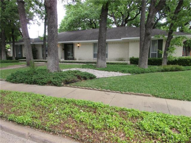 1420 Mosswood Lane, Irving, TX 75061 (MLS #14069123) :: Lynn Wilson with Keller Williams DFW/Southlake