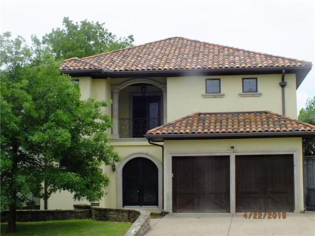 3705 W 5th Street, Fort Worth, TX 76107 (MLS #14069128) :: RE/MAX Town & Country