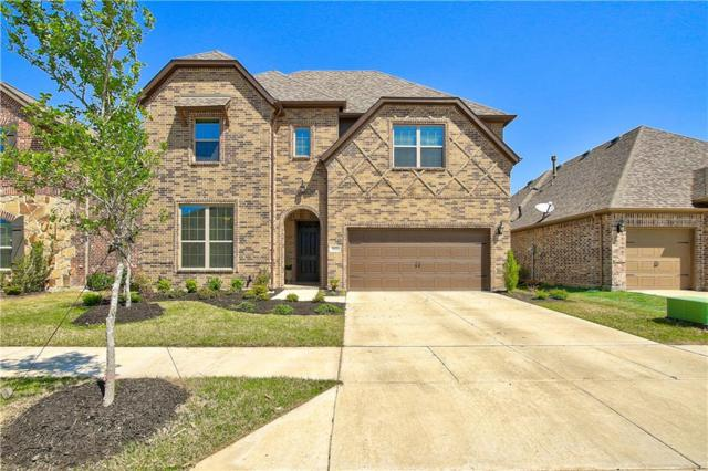 16521 Millenium Park Place, Prosper, TX 75078 (MLS #14069159) :: Kimberly Davis & Associates