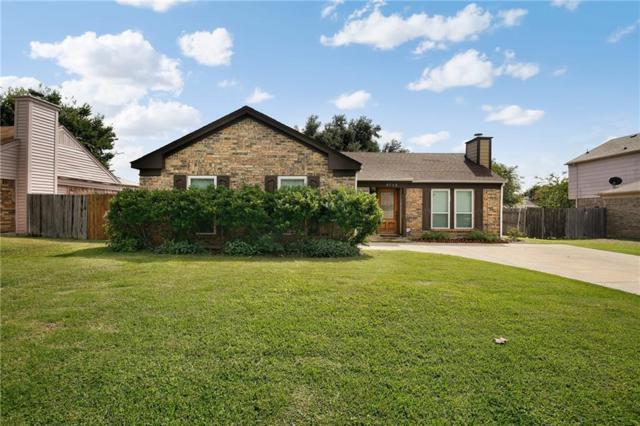 3712 Bigleaf Lane, Fort Worth, TX 76137 (MLS #14069224) :: RE/MAX Pinnacle Group REALTORS