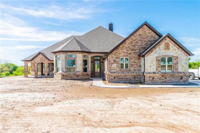 112 Silver Spur Road, Boyd, TX 76023 (MLS #14069230) :: All Cities Realty