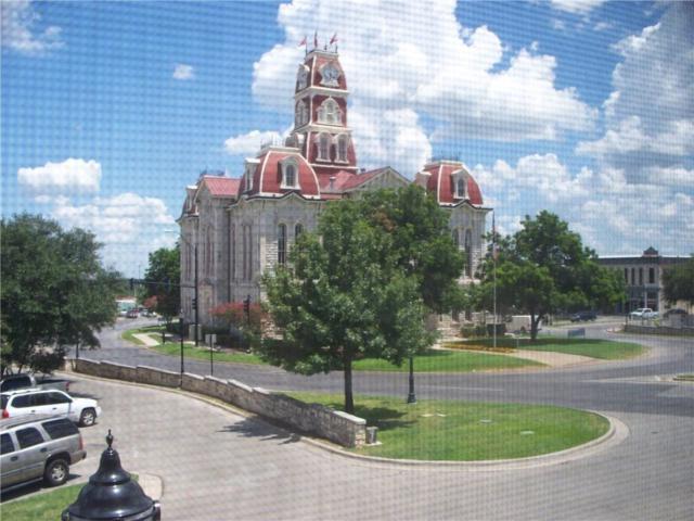 105 York Avenue, Weatherford, TX 76086 (MLS #14069264) :: Hargrove Realty Group
