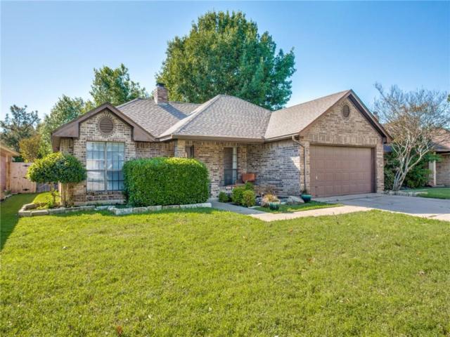 7616 Pampas Drive, Fort Worth, TX 76133 (MLS #14069275) :: Van Poole Properties Group