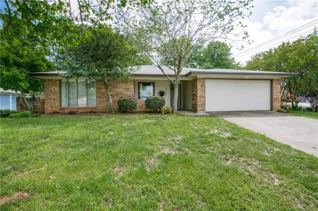 2025 Redwood Trail, Grapevine, TX 76051 (MLS #14069314) :: The Tierny Jordan Network