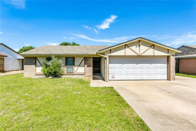 1112 Celeste Street, Crowley, TX 76036 (MLS #14069332) :: Potts Realty Group