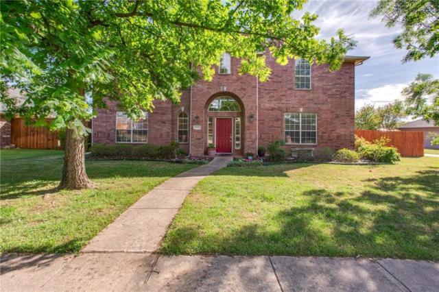 9359 Crossvine Lane, Frisco, TX 75035 (MLS #14069338) :: Frankie Arthur Real Estate
