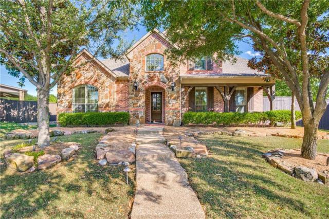 5985 Willoughby Lane, Frisco, TX 75033 (MLS #14069342) :: Van Poole Properties Group