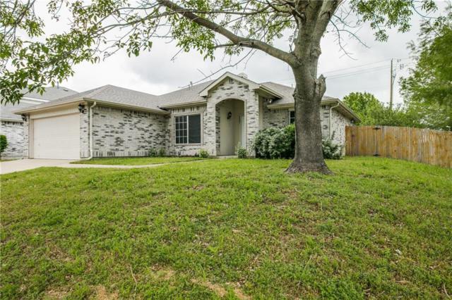 5007 Summer Creek Drive, Arlington, TX 76018 (MLS #14069346) :: RE/MAX Town & Country