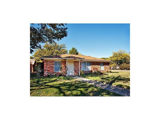1311 N Morris Street, Mckinney, TX 75069 (MLS #14069377) :: Tenesha Lusk Realty Group