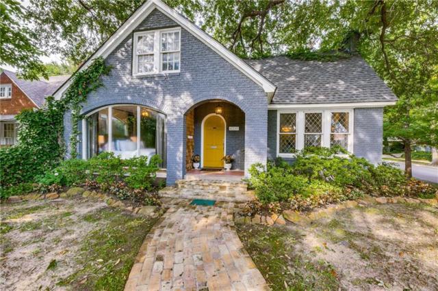 4339 N Hall Street, Dallas, TX 75219 (MLS #14069391) :: Van Poole Properties Group
