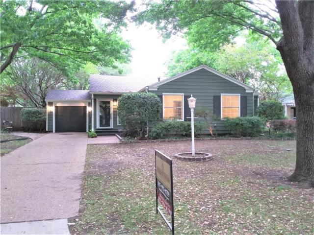 6312 Kenwick Avenue, Fort Worth, TX 76116 (MLS #14069432) :: RE/MAX Pinnacle Group REALTORS