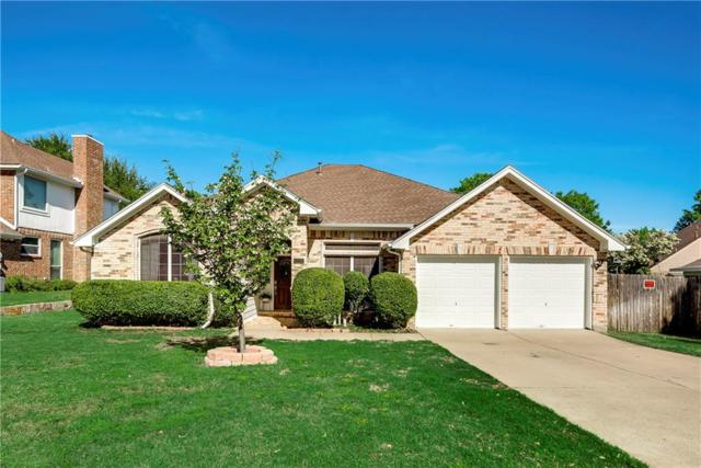 4221 Hearthside Drive, Grapevine, TX 76051 (MLS #14069433) :: The Tierny Jordan Network