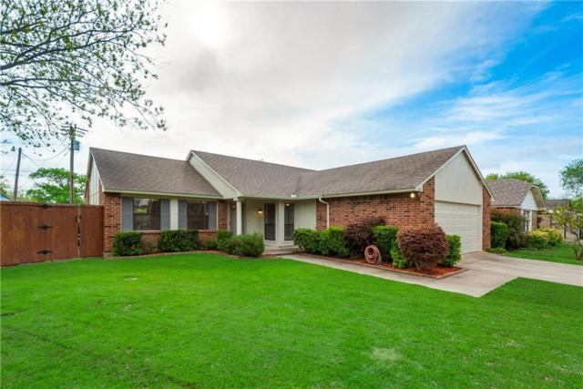 502 Redbud Drive, Forney, TX 75126 (MLS #14069471) :: Roberts Real Estate Group