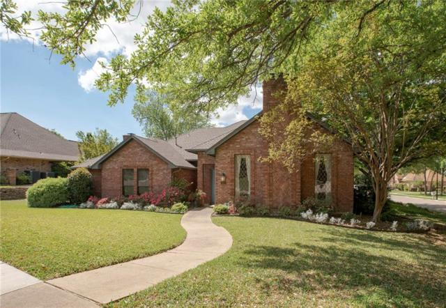703 Meadowlark Lane, Coppell, TX 75019 (MLS #14069474) :: Real Estate By Design