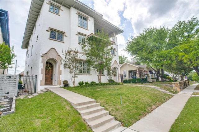 3755 W 5th Street, Fort Worth, TX 76107 (MLS #14069476) :: RE/MAX Town & Country