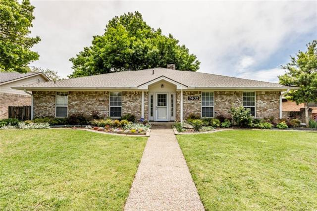 7402 Bluefield Drive, Dallas, TX 75248 (MLS #14069505) :: RE/MAX Town & Country