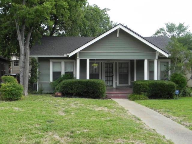 6011 Prospect Avenue, Dallas, TX 75206 (MLS #14069506) :: The Heyl Group at Keller Williams