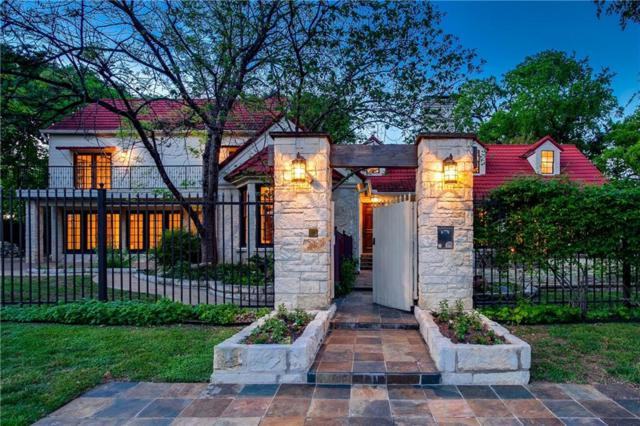 1503 Cedar Hill Avenue, Dallas, TX 75208 (MLS #14069509) :: Van Poole Properties Group