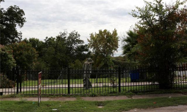 814 E 12TH Street, Dallas, TX 75203 (MLS #14069517) :: RE/MAX Landmark