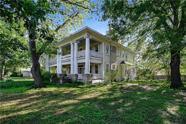 302 S Colket Street, Kerens, TX 75144 (MLS #14069527) :: RE/MAX Town & Country