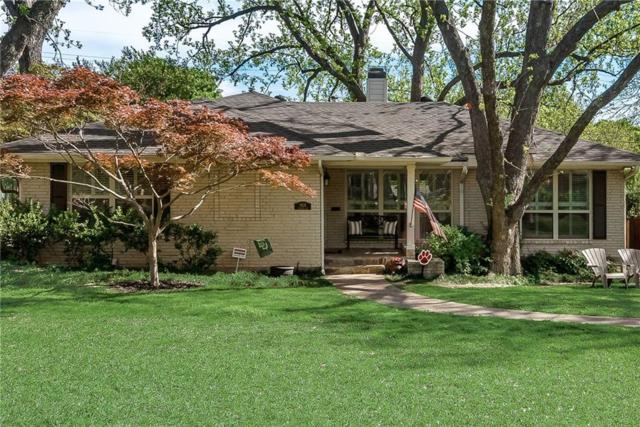 9824 Chiswell Road, Dallas, TX 75238 (MLS #14069536) :: RE/MAX Town & Country