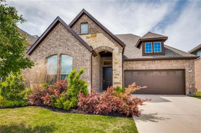 6420 Prairie Brush Trail, Flower Mound, TX 75028 (MLS #14069557) :: The Real Estate Station