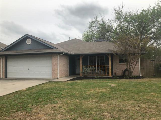 2002 Laney Drive, Sanger, TX 76266 (MLS #14069590) :: The Hornburg Real Estate Group
