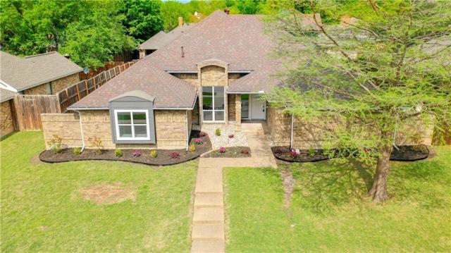 2316 Decator Drive, Plano, TX 75093 (MLS #14069621) :: Frankie Arthur Real Estate