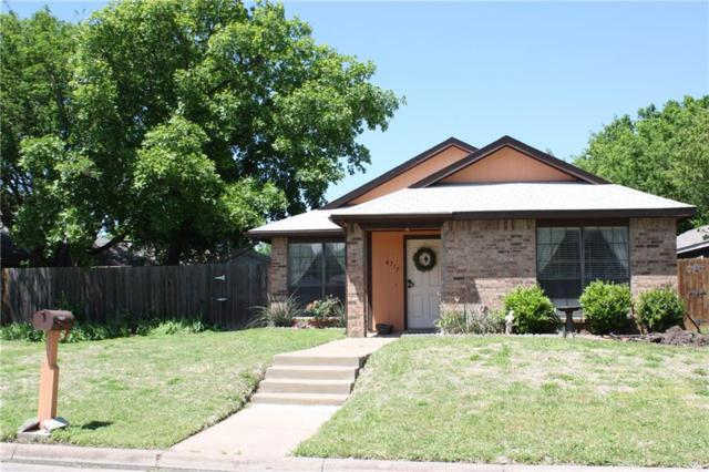 4717 Wineberry Drive, Fort Worth, TX 76137 (MLS #14069625) :: RE/MAX Pinnacle Group REALTORS