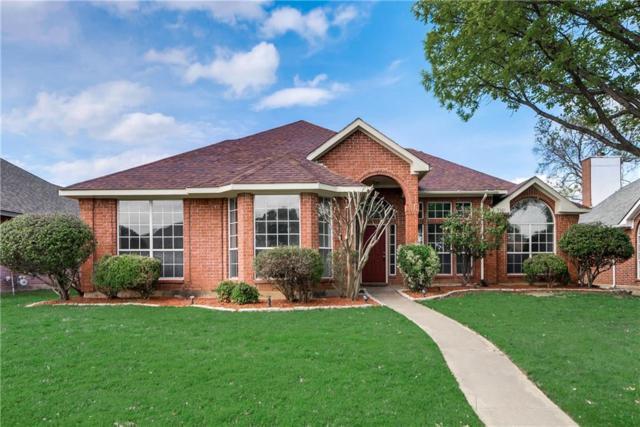 1521 Waterford Drive, Lewisville, TX 75077 (MLS #14069641) :: Frankie Arthur Real Estate