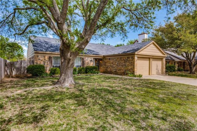 1732 Homestead Street, Flower Mound, TX 75028 (MLS #14069650) :: The Rhodes Team